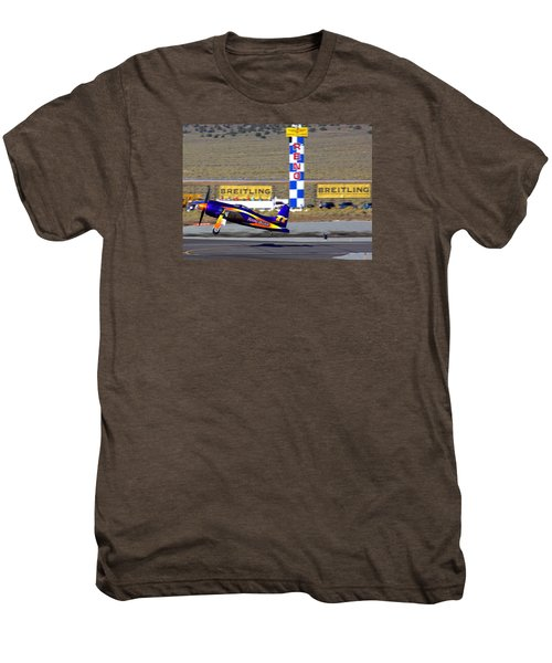 Rare Bear Take-off Sunday's Unlimited Gold Race Men's Premium T-Shirt