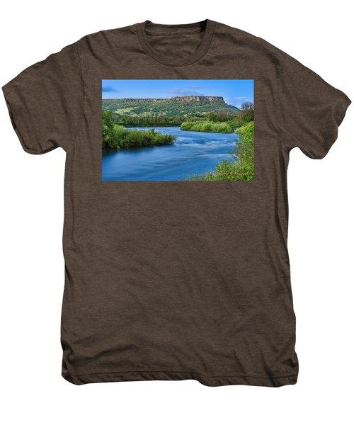 Rolling Along Men's Premium T-Shirt
