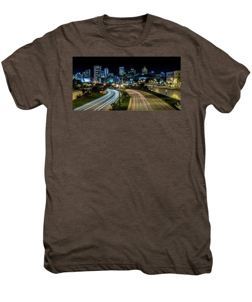 Round The Bend Men's Premium T-Shirt