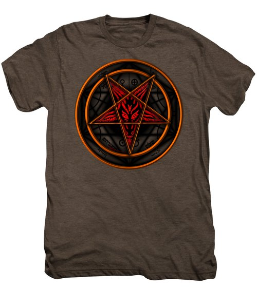 The Magick Circle Men's Premium T-Shirt