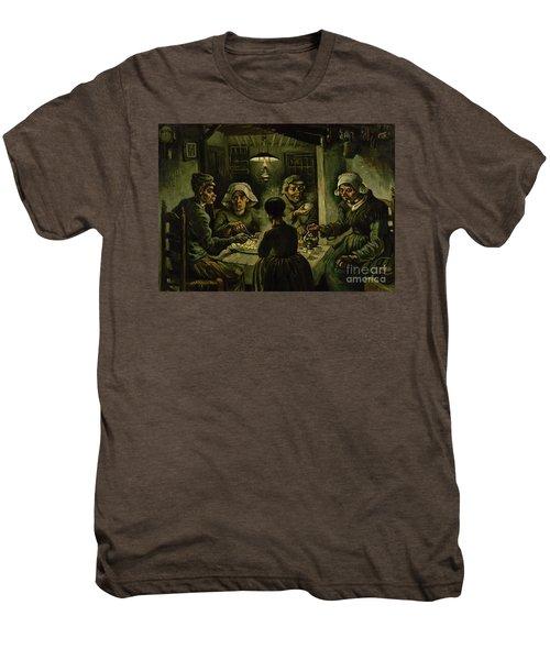 The Potato Eaters, 1885 Men's Premium T-Shirt
