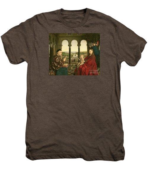 The Rolin Madonna Men's Premium T-Shirt