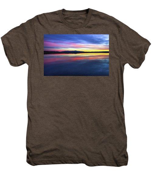 Lake Winnipesaukee - Layers Men's Premium T-Shirt