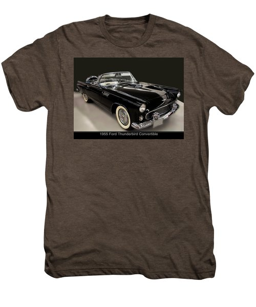 1955 Ford Thunderbird Convertible Men's Premium T-Shirt