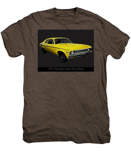 1971 Chevy Nova Yenko Deuce Men's Premium T-Shirt