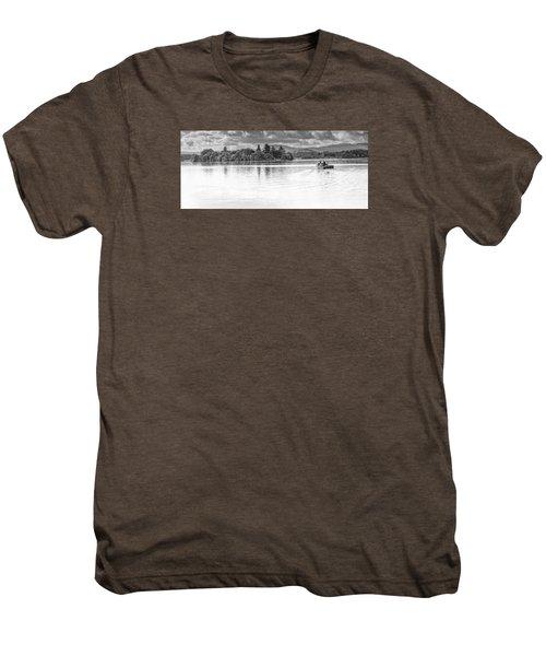 Lake Of Menteith Men's Premium T-Shirt