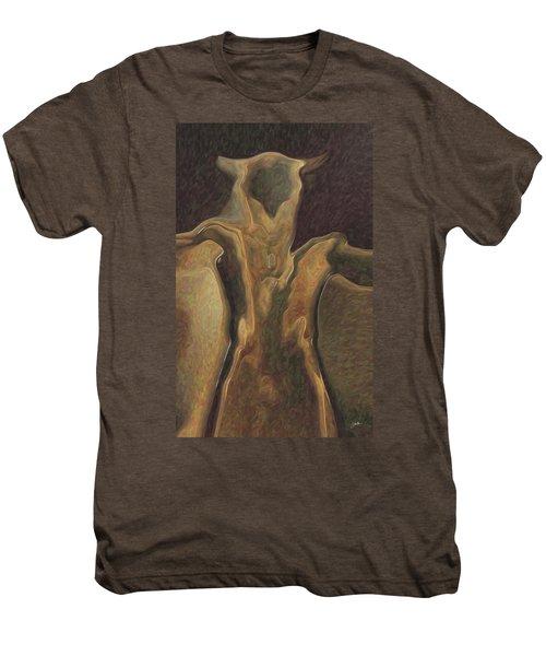Minotaur  Men's Premium T-Shirt by Quim Abella