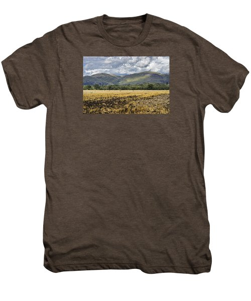 Ochil Hills Men's Premium T-Shirt