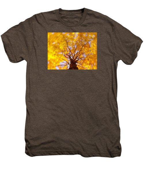 Spinning Maple Men's Premium T-Shirt