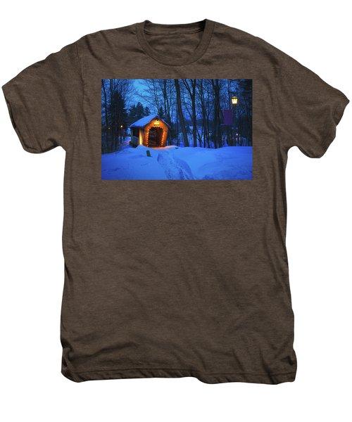 Tannery Hill Bridge Men's Premium T-Shirt