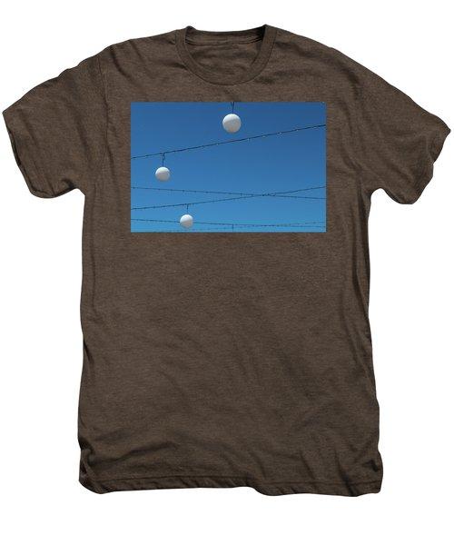 3 Globes Men's Premium T-Shirt