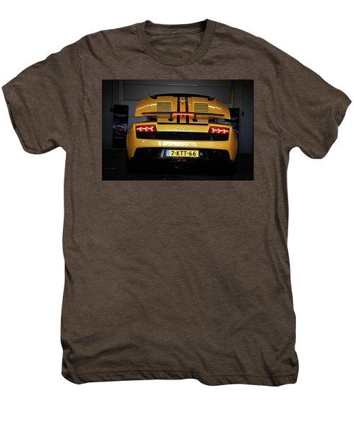 Lamborghini Gallardo Men's Premium T-Shirt