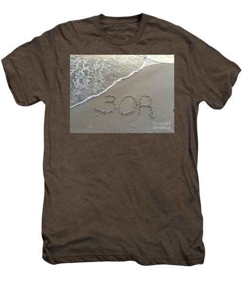 30a Beach Men's Premium T-Shirt