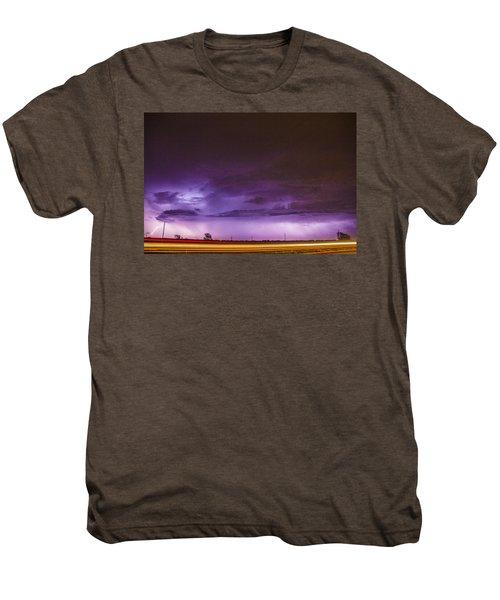 6th Storm Chase 2015 Men's Premium T-Shirt