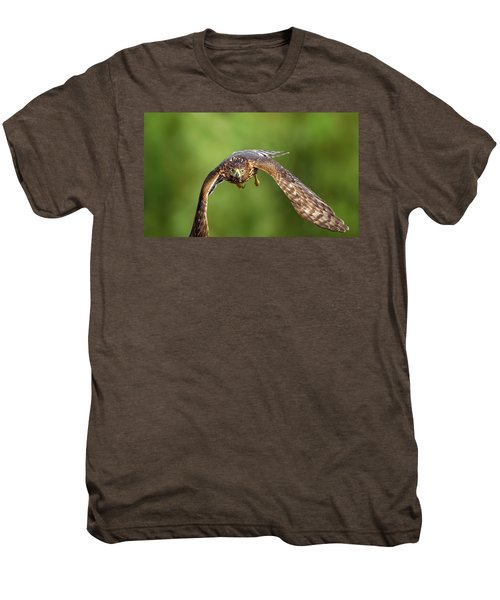 Red-tailed Hawk Men's Premium T-Shirt