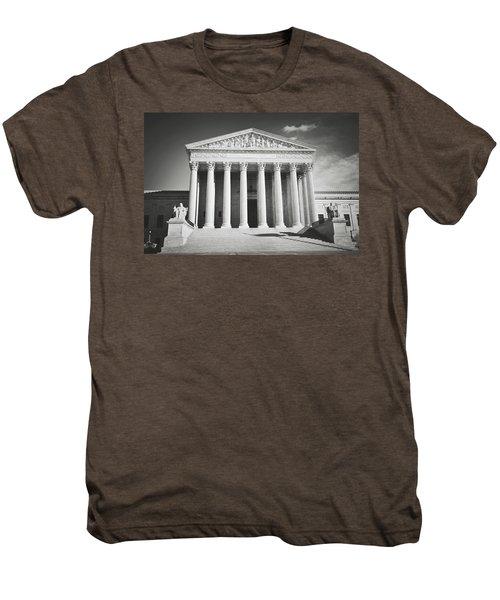 Supreme Court Building Men's Premium T-Shirt