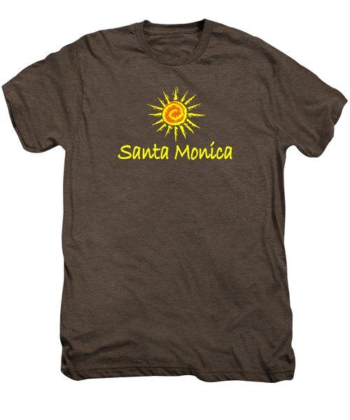 Santa Monica Men's Premium T-Shirt