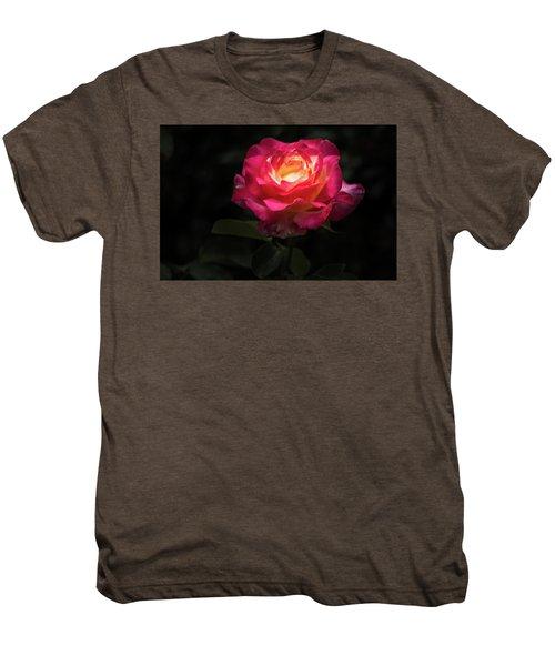 A Rose For Love Men's Premium T-Shirt