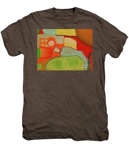 Abstraction123 Men's Premium T-Shirt