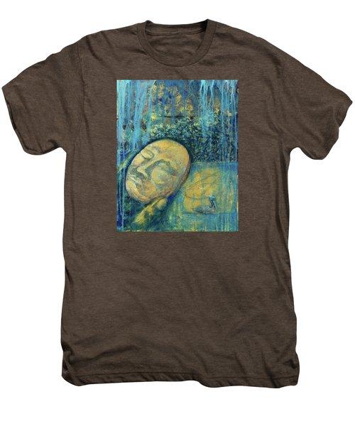Ace Of Coins Men's Premium T-Shirt