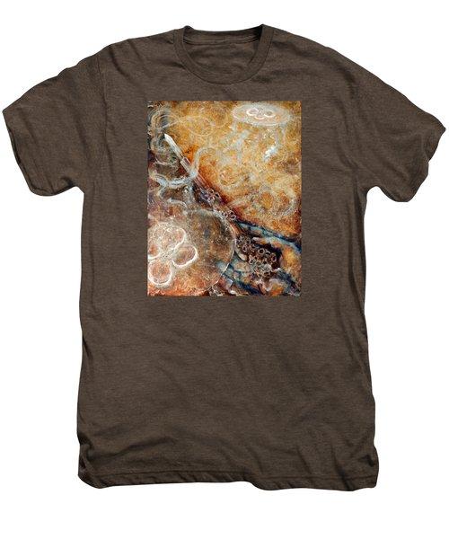 Ace Of Wands Men's Premium T-Shirt