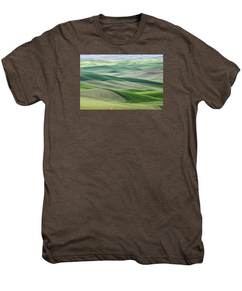 Across The Valley Men's Premium T-Shirt