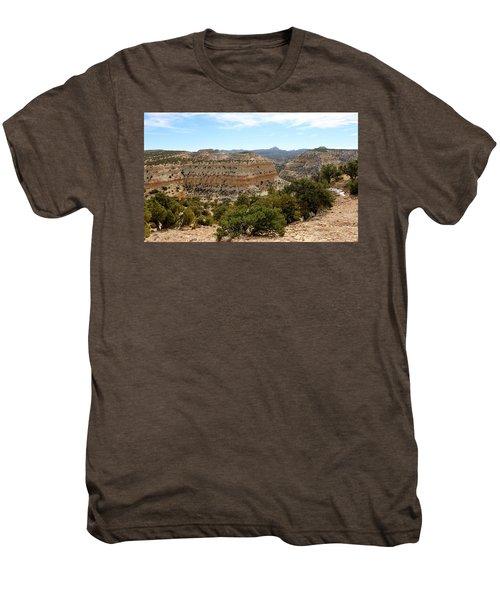 Across Utah  Men's Premium T-Shirt