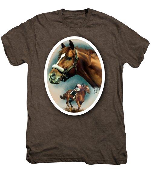 Affirmed With Name Decor Men's Premium T-Shirt