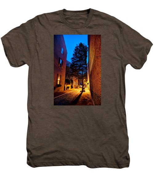 Alleyway Men's Premium T-Shirt