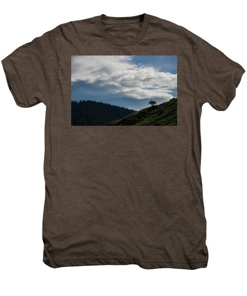 Alone Men's Premium T-Shirt