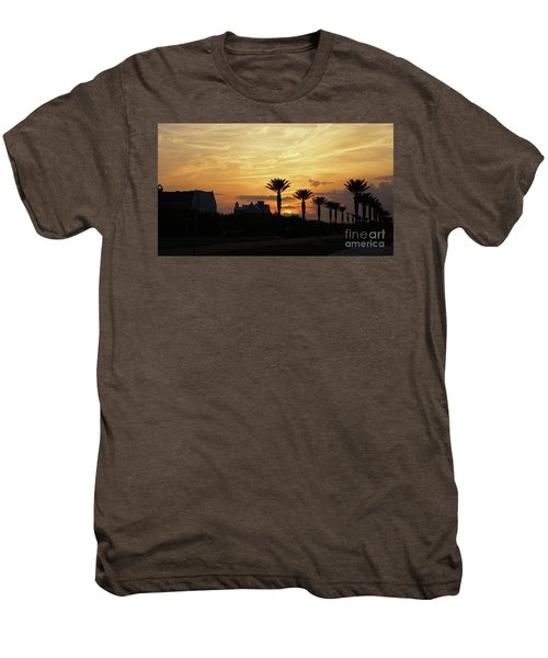 Alys At Sunset Men's Premium T-Shirt