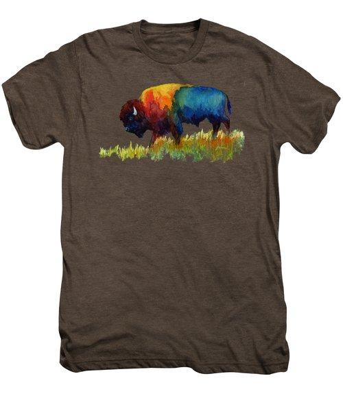 American Buffalo IIi Men's Premium T-Shirt