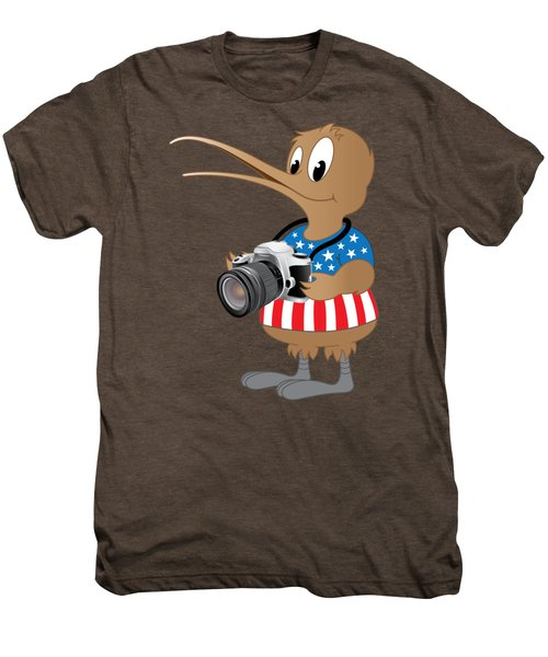 American Kiwi Photo Men's Premium T-Shirt