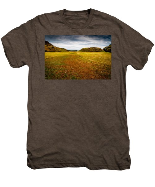 Ancient Indian Burial Ground  Men's Premium T-Shirt