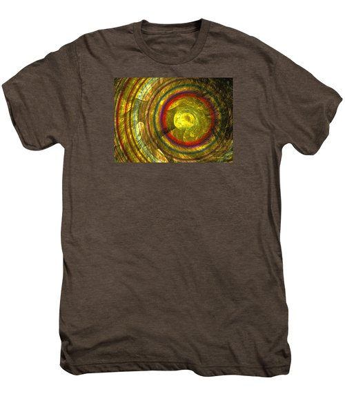 Apollo - Abstract Art Men's Premium T-Shirt