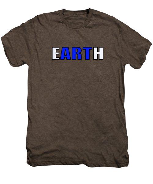 Art In Earth Men's Premium T-Shirt