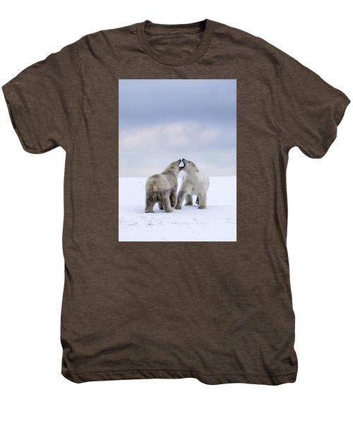 Artic Antics Men's Premium T-Shirt