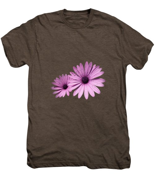 Dew Drops On Daisies Men's Premium T-Shirt