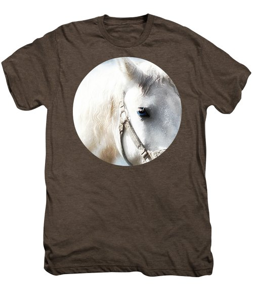 Christmas Horse Men's Premium T-Shirt