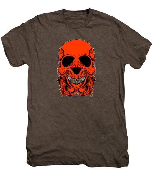 Red Skull  Men's Premium T-Shirt