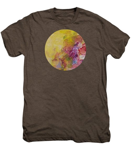 Floral Still Life Men's Premium T-Shirt by Mary Wolf