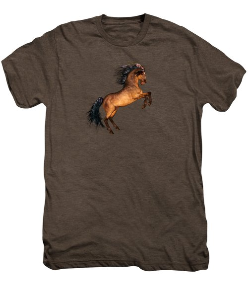 Wild Stallion Men's Premium T-Shirt
