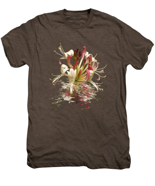 Honeysuckle Reflections Men's Premium T-Shirt