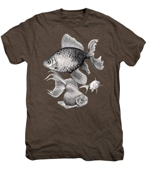 Goldfish Men's Premium T-Shirt