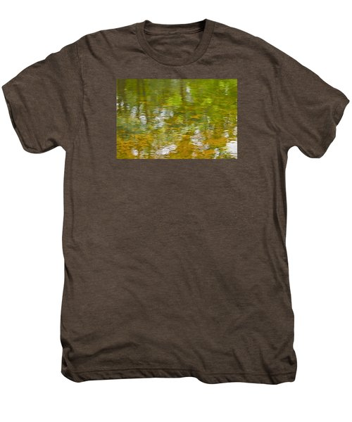 Autumn Reflections Men's Premium T-Shirt