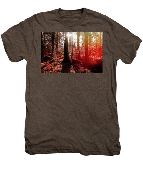 Autumnal Afternoon Men's Premium T-Shirt