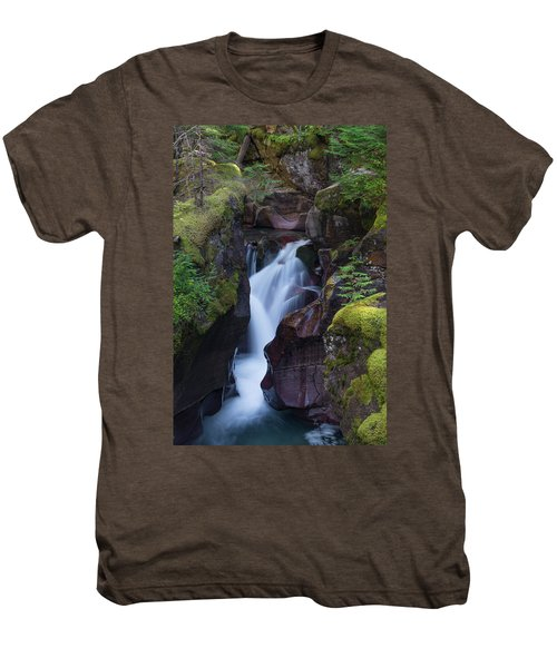 Avalanche Gorge 3 Men's Premium T-Shirt