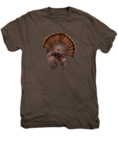 Back View Men's Premium T-Shirt