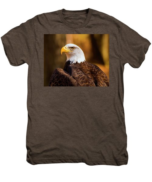Bald Eagle 2 Men's Premium T-Shirt