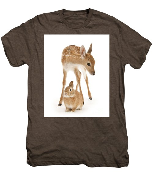 Bambi And Thumper Men's Premium T-Shirt